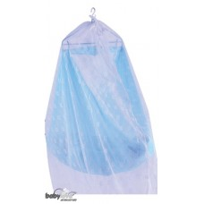 Baby Love - Cradle Mosquito Net (779) *Embroidered* (BL3511) *BEST BUY*