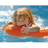 """SwimTrainer - """"Classic"""" Orange (2-6 Years)"""