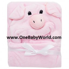 Adorable - Soft Hooded Bath Blanket *CuteFriend *