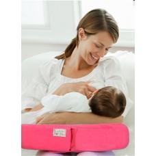 * CuddleMe - Foldable Nursing Pillow *PINK*