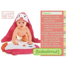 * CuddleMe - Bobalimut Blanket *MS.PINQUEEN*