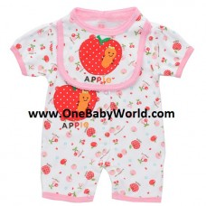 Adorable Wear (SS)-  Apple and Me