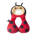 BenBat (Travel Friends)- Total Support Head *1-4 years* (Ladybug)