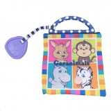 Adorable - Cloth Book With Teether