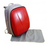 Simple Dimple PAPA Shield Bag XL (Special Edition) *Chili Red*