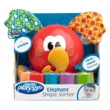 Playgro - Elephant Shape Sorter