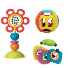 Playgro - Shake Twist Rattle Gift Pack
