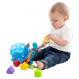 Playgro - Pull Along Elephant 3 in 1 Toy (12m+)