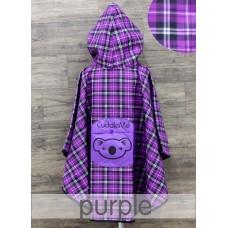 * CuddleMe - Raincoat *PURPLE*