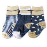 Bumble Bee - Boy Classic 3 Pair Socks