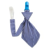 Bumble Bee - 1pc Baby Pacifier Clips *Navy Tie*