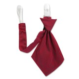 Bumble Bee - 1pc Baby Pacifier Clips *Red Tie*