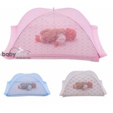 Baby Love - Foldable Mosquito Net *XL 6F* (BL3526) (86x138cm) *BEST BUY*