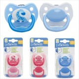 Dr Brown's - Orthodontic Soother Assorted Stage 2 (2 PCS) *6-12M*