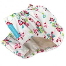 Charlie Banana - 2-in-1 Swim Diapers & Training Pants w Snaps (Floralie)