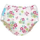 Charlie Banana - 2-in-1 Swim Diapers & Training Pants w Snaps (Floralie)