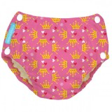 Charlie Banana - 2-in-1 Swim Diapers & Training Pants w Snaps (Princesse)
