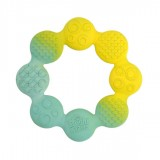 Bright Starts -  Natural Rubber Ring Teether *BEST BUY*