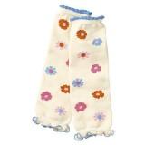 Leg Warmers - Flower Bloom