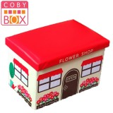 Coby Box - Flower House