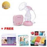 Autumnz - SWIFT Single Electric Breastpump w FREE GIFTS total worth RM79.40
