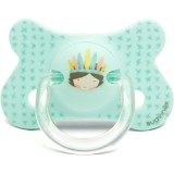 Suavinex - Fusion Soother Phisio Sil 4-18M *Blue Indian*