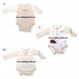 ABaby - Baby Body Suit 1pc (Long Sleeve) *Burung* BEST BUY