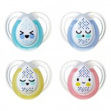 Tommee Tippee - CTN Night Time Soother (0-6 mths) *TWIN PACK*