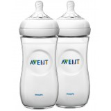 Philips Avent - Bottle Natural 2.0 *330 ML/11OZ* Twin Pack