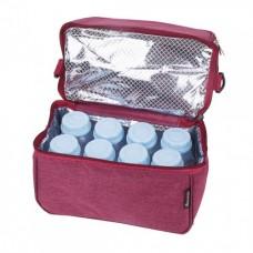 Autumnz - Deluxe Cooler Bag *Oxford* (Magenta)