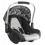Halford- Babio Baby Carrier (Black with Bubble)