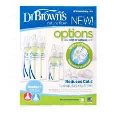 Dr Brown's - Options Newborn Feeding Set