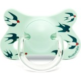 Suavinex - Fusion Soother Phisio Sil 4-18M *Blue Swallow*