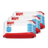 NUK - Baby Wipes Paraben Free (3 Packs of 80pcs) *BEST BUY*