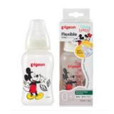 Pigeon - Flexible Streamline Disney Clear PP Nursing Bottle *150ml/5oz* (Mickey)