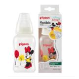 Pigeon - Flexible Streamline Disney Clear PP Nursing Bottle *150ml/5oz* (Minnie)