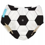 Charlie Banana - 2-in-1 Swim Diapers & Training Pants (Soccer)
