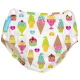 Charlie Banana - 2-in-1 Swim Diapers & Training Pants w Snaps (Gelato)