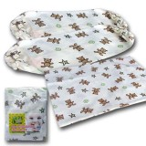 Bumble Bee - Pillow & Bolsters Set Cover (Knit Fabric)