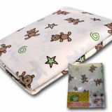 """Bumble Bee - Playpen Fitted Sheet (38""""x26""""x1"""") *Knit Fabric*"""