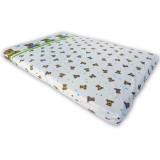 Bumble Bee - Playpen Mattress (Poly Fiber) Knit Fabric *BEST BUY*