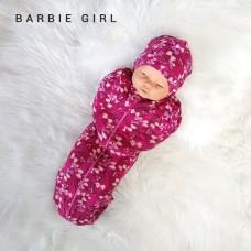 * CuddleMe - Hybrid Swaddlepod *BARBIE GIRL*