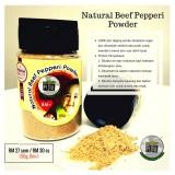 Mummy RQ - Natural Powder (Beef Pepperi) *BEST BUY*