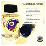 Mummy RQ - Natural Powder (Bilis) *BEST BUY*