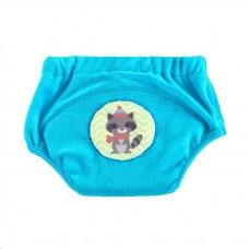 * CuddleMe - Adjustable Training Pants *TOSCA (Raccoon)*