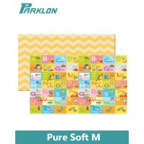 Parklon - PVC Pure Soft Mat (M) *Pooh + Zigzag*