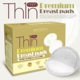 K-MOM - Mother K Premium Breast Pads Thin 1mm *BEST BUY*