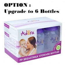 Autumnz - ELTERNAX Double Alternate Electric Breastpump **VALUE PACKAGE**