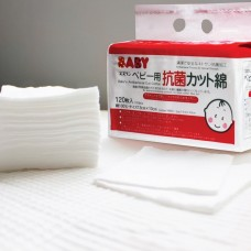 Suzuran Baby - Antibacterial Cotton 120pcs