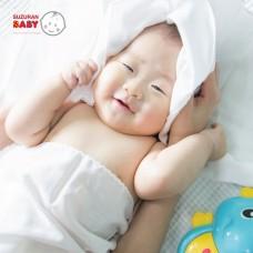 Suzuran Baby - Gauze Bath Towel 3pcs